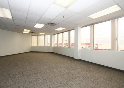 Inside Office Space Available at 6660 Kennedy Road in Mississauga