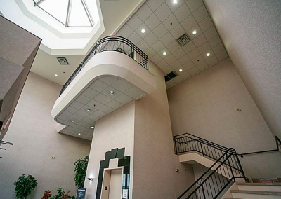 Inside Lobby at 6660 Kennedy Road in Mississauga