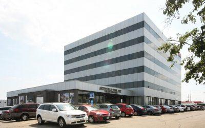 Office for Lease | 365 Evans Avenue, Etobicoke