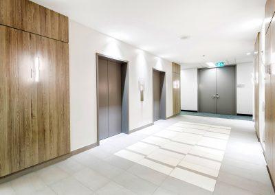 1 Eva Road - Suite Hallway