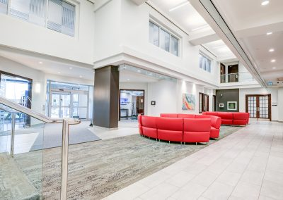 Burloak Towers - Lobby