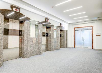 Burloak Towers - Hallway
