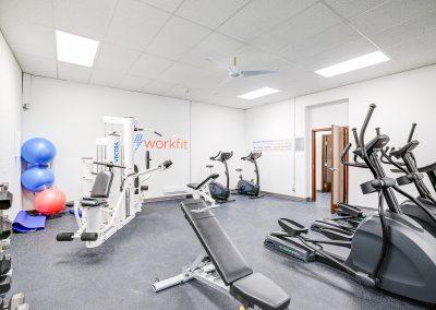 Burloak Towers - Fitness Centre