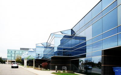 2 Storey Office Building | 5090 Orbitor Drive, Mississauga