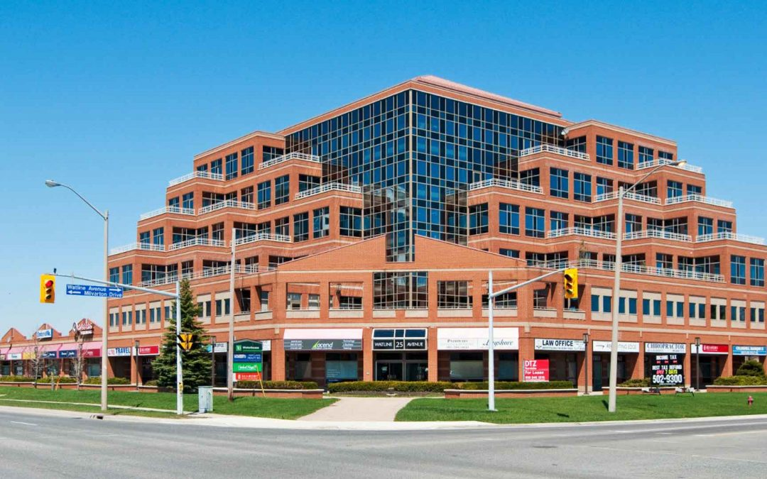 Watline Corporate Centre, Mississauga, ON, Office Space Listings, Chris and Adam, The Office Space Experts