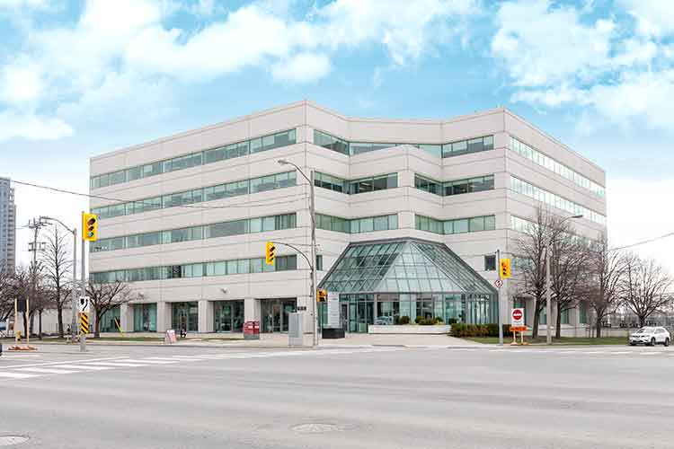 DKC, Dundas Kipling Centre in Etobicoke, ON, Image, Office Space Listings, Chris and Adam, The Office Space Experts