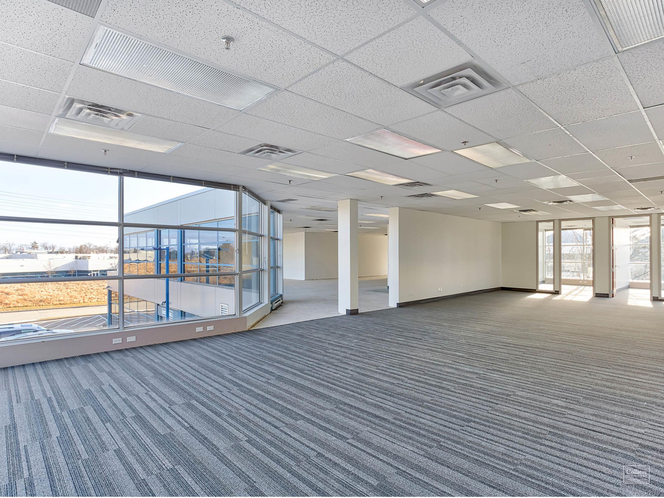 Interior Office Space at Meadowpine Boulevard