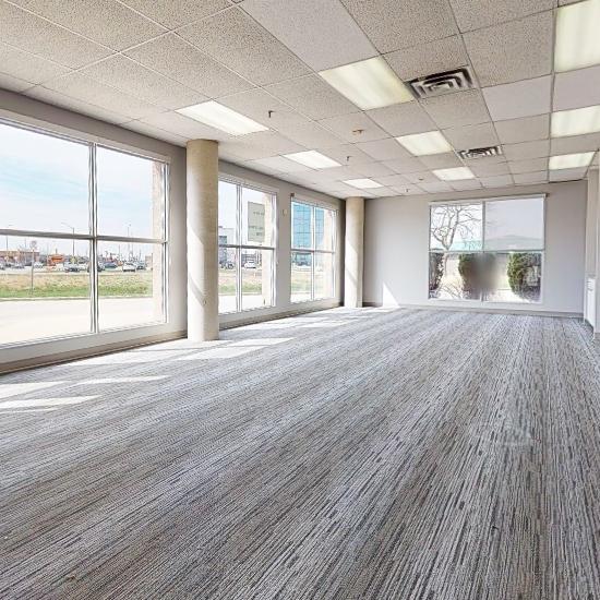 Tour Ground Floor Suite 102 at 201 County Court Blvd