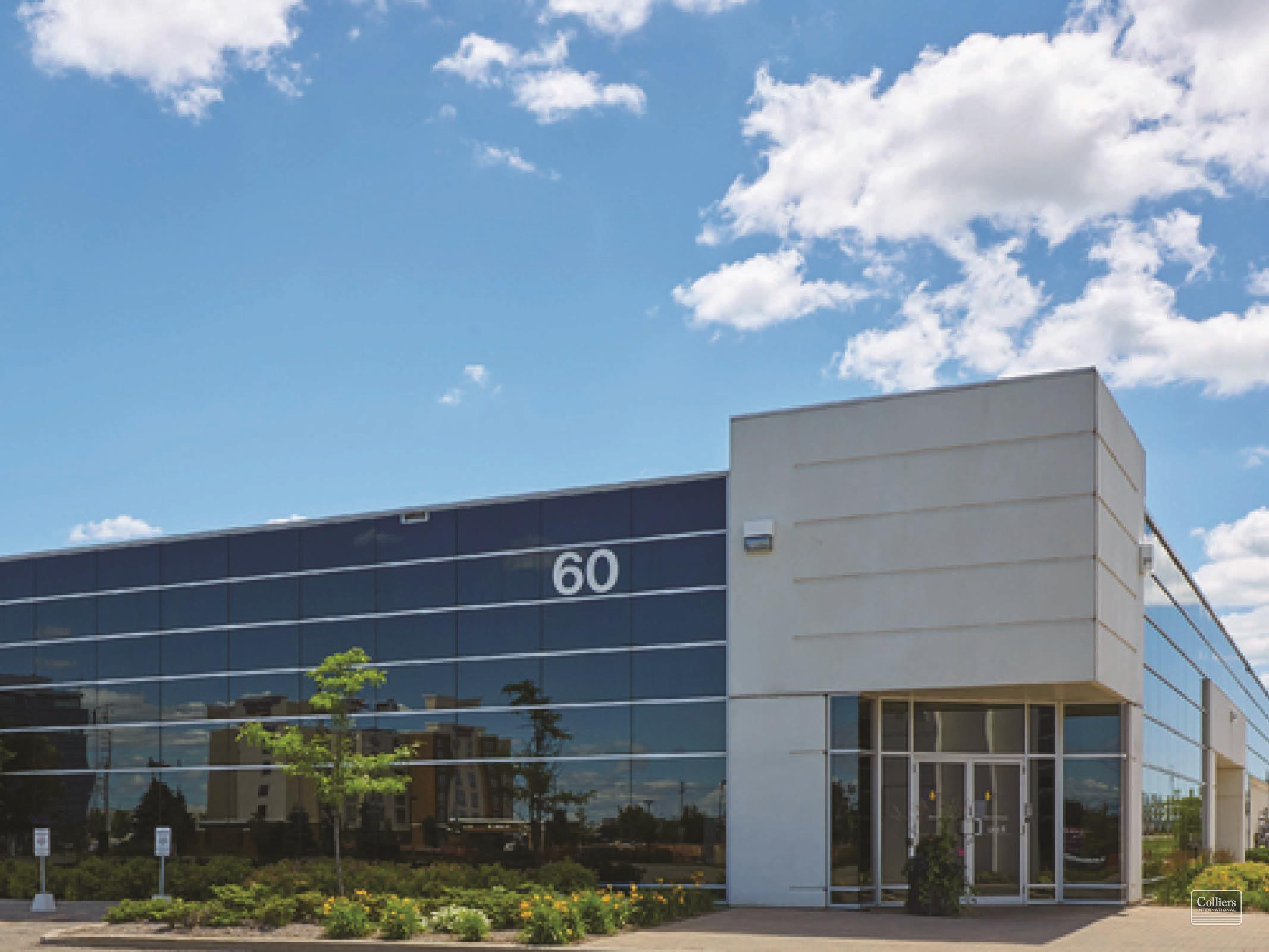 60 Courtneypark Drive West in Mississauga