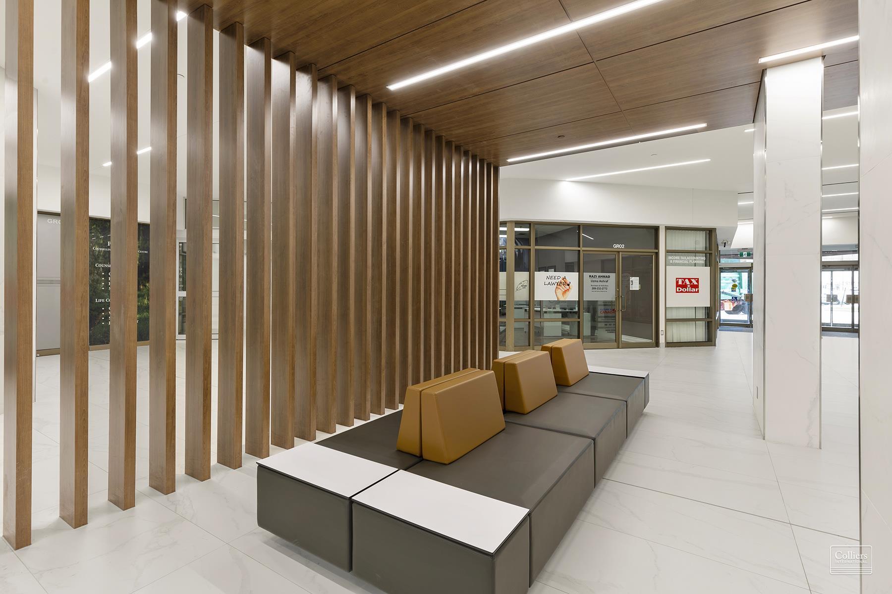 Inside Lobby at Watline