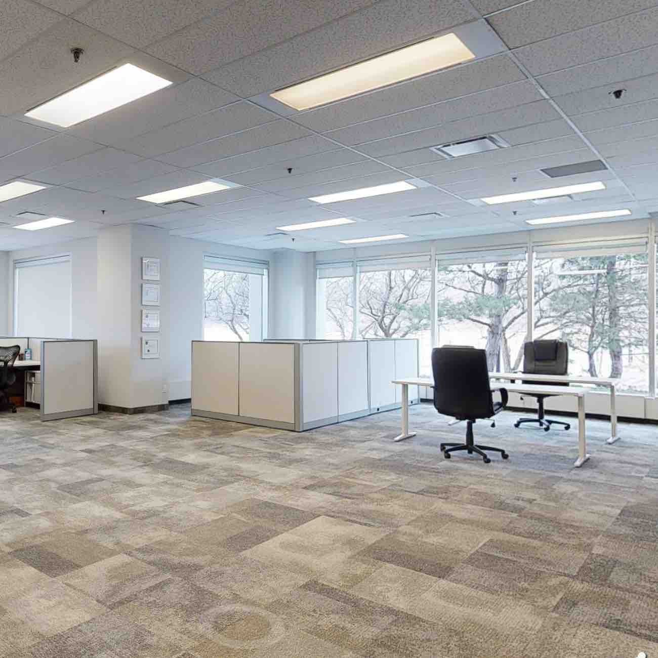 Virtual Tour of Suite 103 at 1275 North Service Road in Oakville