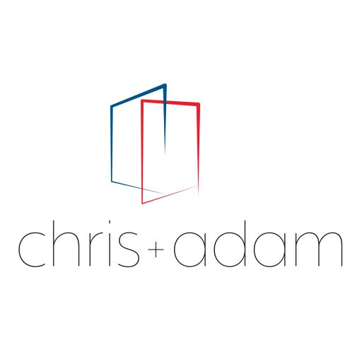 chris + adam